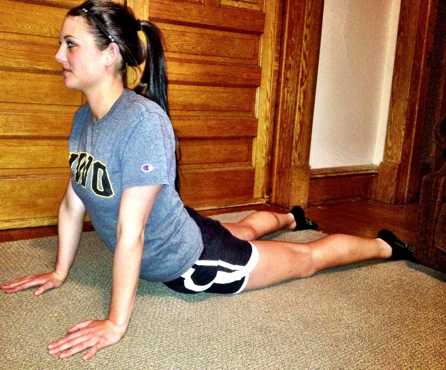 brazilian stretching