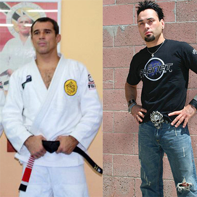 Brazilian jujitsu vs kickboxi